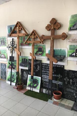 Похороны, ритуальные услуги, низкие цены, дешево. Крест, кресты.
