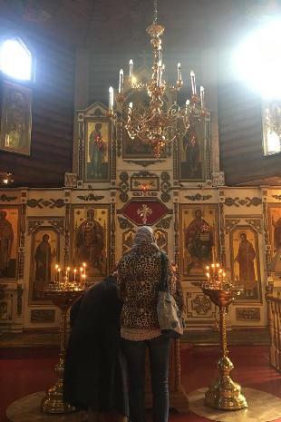 Православная церковь, Ритуальные услуги, похороны в Москве